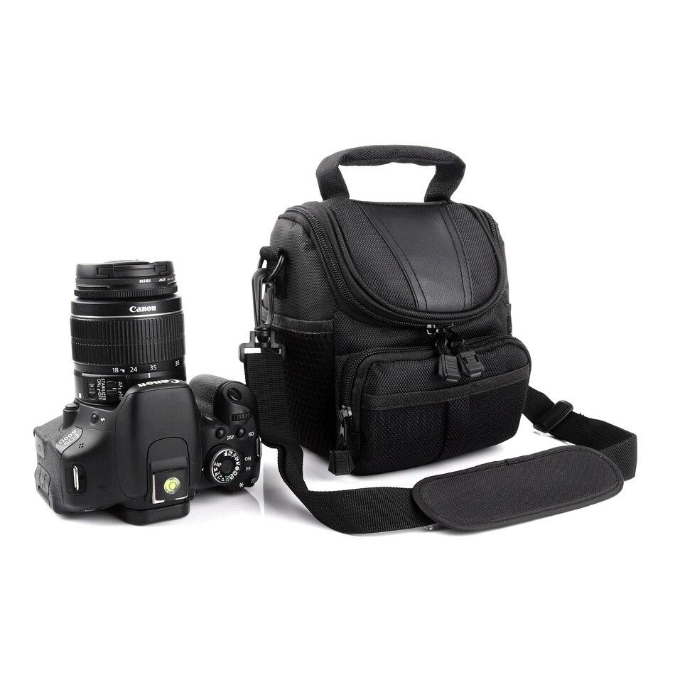 Camera Case Bag For Canon EOS 750D 1300D 760D 800D 700D 60D 70D 600D 650D 450D 200D Rebel T6i T5i M5 M3 M10 M6 M100 G1X Mark II