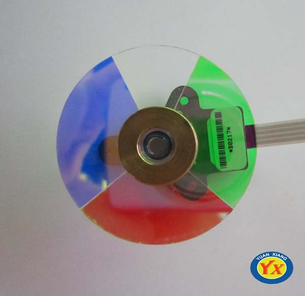 Roue de couleur du projecteur YX pour projecteurs focus X1