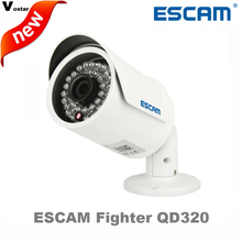 Escam Fighter QD320 H.264 1/4 CMOS IP Camera 3.6mm Lens Waterproof IR 10m Internet Camera Night Vision Onvif P2P Mini Camera