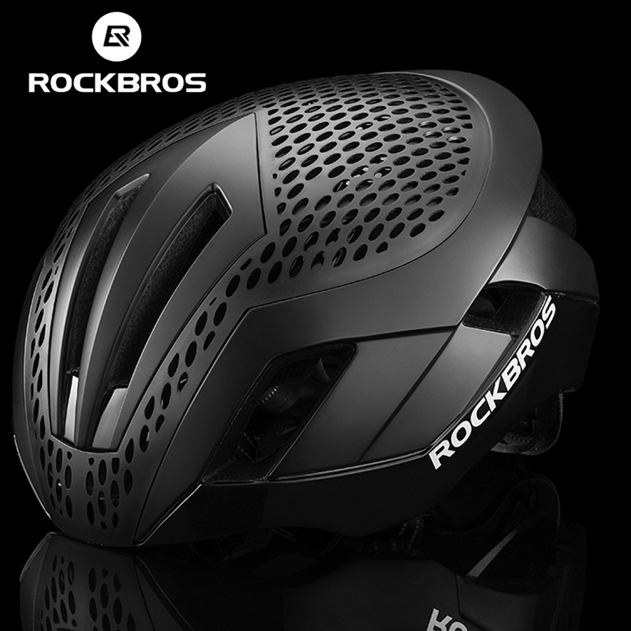 ROCKBROS Cycling Helmet Bike Ultralight Helmet 3 in 1 Intergrally molded Mountain Road Bicycle MTB Helmet