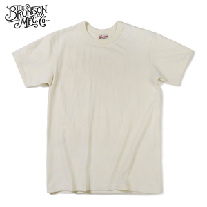 Image 2 - ברונסון צינורי חולצות במשקל כבד קצר שרוול צוות צוואר קיץ גברים של בסיסית טי