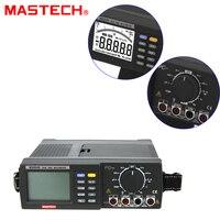 Mastech ms8040 22000 ac dc 전압 전류 자동 범위 벤치 멀티 미터 true rms RS-232 인터페이스가있는 로우 패스 필터링