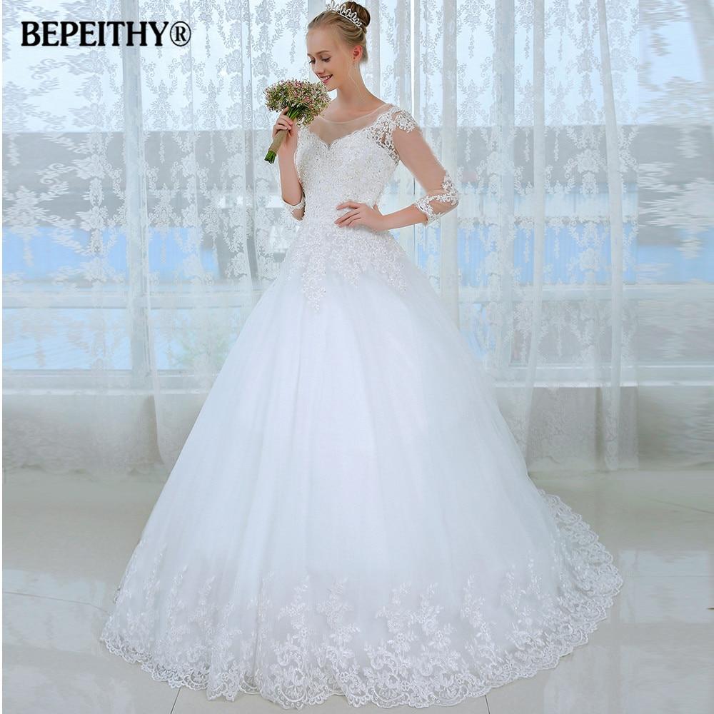 Winter Wedding Dresses 2020,