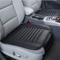 Car Seat Cover Styling Four Seasons Leather Car Interior Seat Cover Pad Seat Cushion Car Front