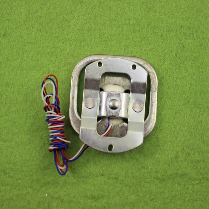 Half bridge type weighing sensor using a strain gauge / internal / range for 50KG (C4B5) zno cds core shells optical sensor fabrication using chemical method