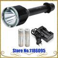 Archon D20 CREE XM-L T6 LED 1000 lm lanterna de mergulho de 100 metros + carregador + 18650 bateria ( )