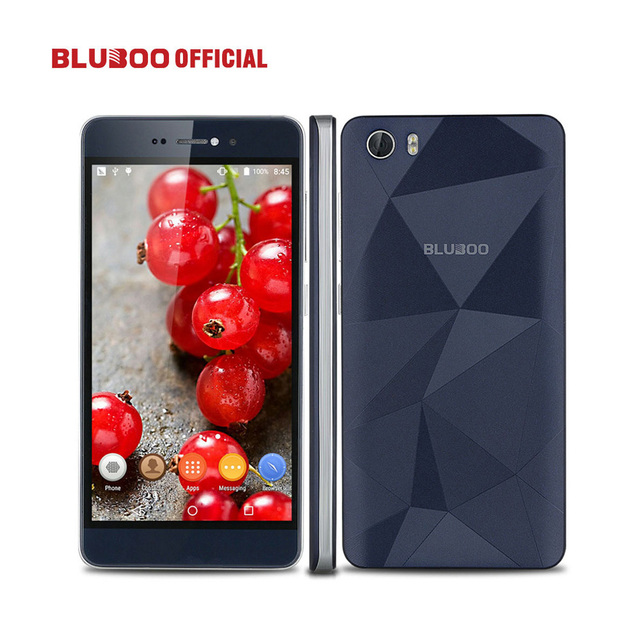 "New BLUBOO Picasso 4G Android 6.0 Smartphone 5.0"" HD MTK6735 Quad Core 2GB RAM 16GB ROM 8MP 2800mAh NFC 4G LTE Mobile Phone"