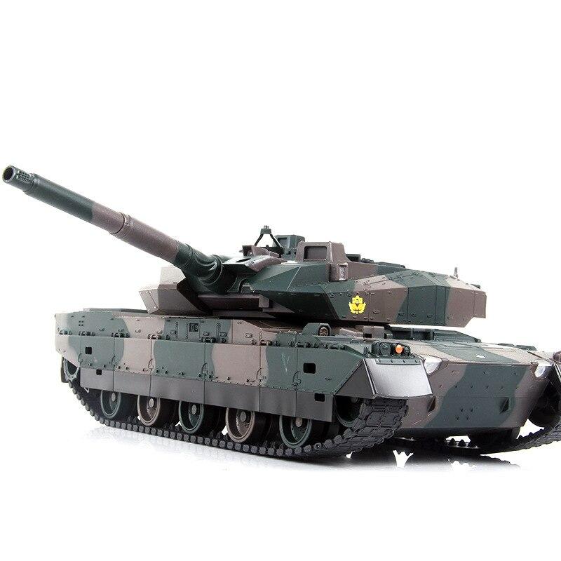 Nouvelle recharge électrique RC réservoir modèle enfants jouet XQTK24-2 40 minutes 45 degrés pente hors route à distance cont armée militaire réservoir jouet - 5