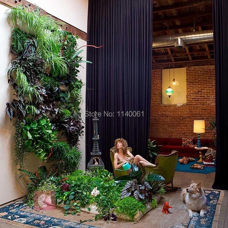Aliexpresscom Buy Indoor wall Planter Vertical Garden Planter