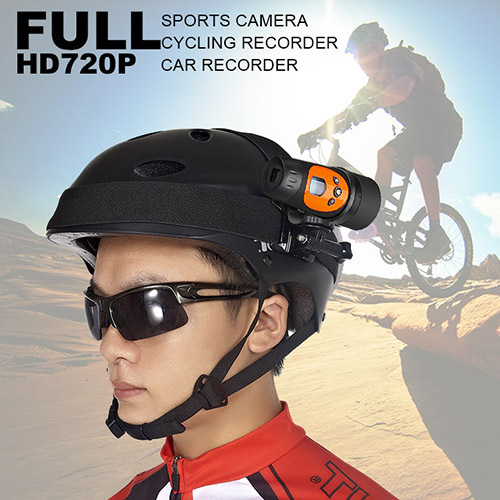 ФОТО High Quality Full HD720P Sports Camera  For  Sport Cycling Hunting  CL37-0006