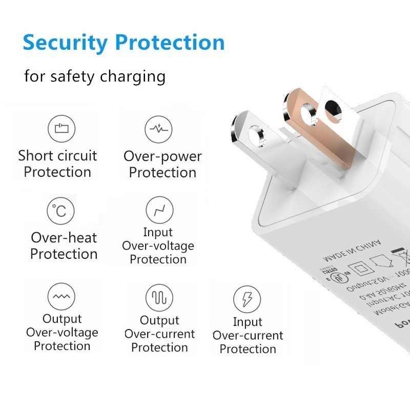Handy USB Ladegerät Wand Ladegerät Adapter 5V1A Für Huawei P20/P20 Plus/P21/P21 Pro/ p22 USA Us-stecker Schnelle Schnell Lade