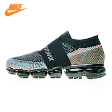 Nike Air VaporMax FK MOC Men Cushion Running Shoes, Yellow Grey,  Abrasion Resistant, Breathable  883275-405 AH3397-004