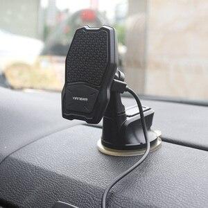 Image 5 - Yianerm المغناطيسي تشى شاحن لاسلكي حامل هاتف السيارة 10 واط سريع قاعدة شحن لاسلكيّة ل iPhone Xs Max 8 Plus سامسونج نوت 9