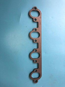 HUGGER Заголовок выхлопной коллектор фланцы для FORD 429/460 большой Адаптер блока 2 шт