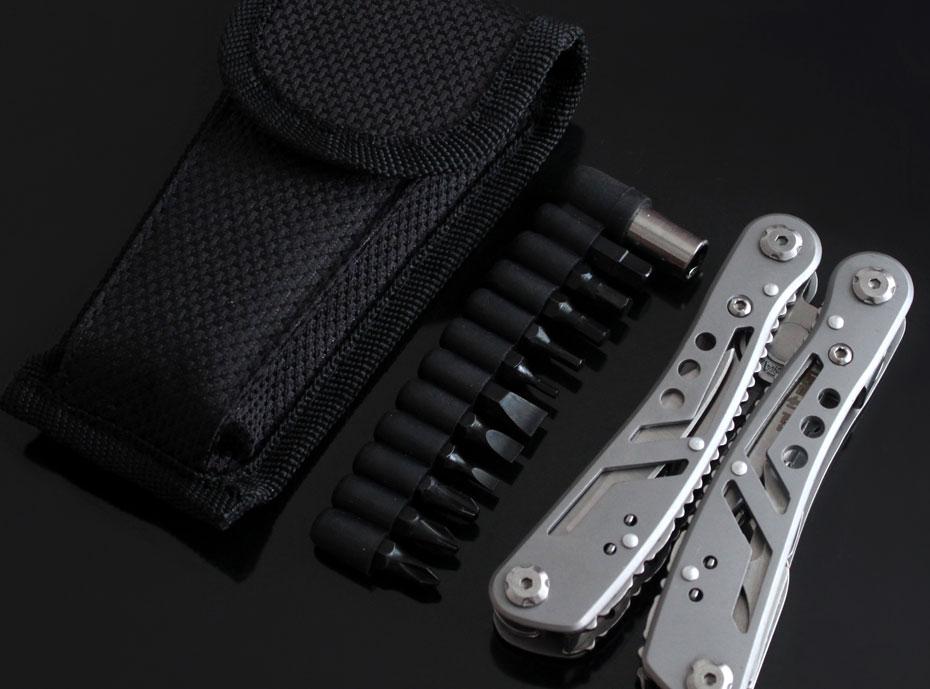 multifunctional folding pliers