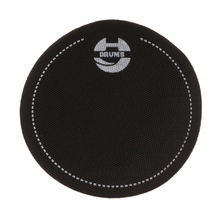 1 Set White/Black Bass Drum Head Pad Impact Patch Drumhead Protector Drumhead Strengthen Pad Patch for Bass Drum Accessory все цены
