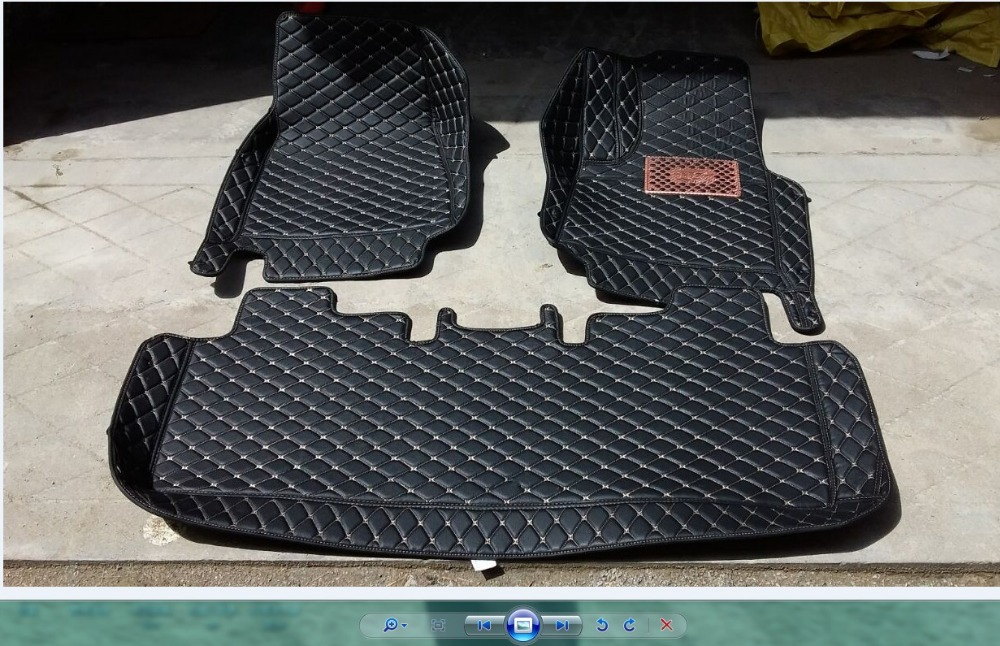 Special Rhd Right Hand Drive Car Floor Mats For Tesla