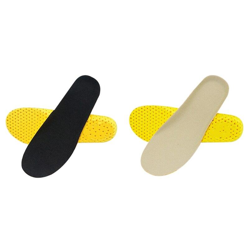 1 Paar Dicken Schuh Einlegesohle Orthesen Schuhe & Zubehör Einlegesohlen Orthopädische Speicher Schaum Sport Arch Unterstützung Einsatz Pad Zufällige Farbe Moderate Kosten