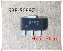10pcs SBF-5089Z SBF-5089 SBF5089Z  SBF5089 MARKING BF5Z SOT-89 IC