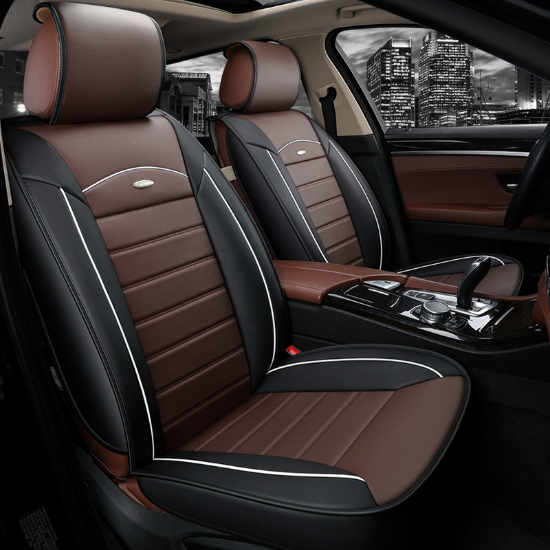 Siège de voiture cover set Pour toyota corolla verso lifan x60 siège ateca daewoo matiz auto accessoires de voiture-voiture de style sièges Protecteur