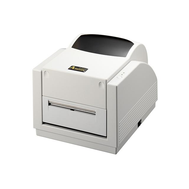 Argox 300 dpi cabezal de impresión impresora de código de barras con ultra claro y diseño compacto impresora de etiqueta para la joyería etiqueta de impresión de transferencia térmica