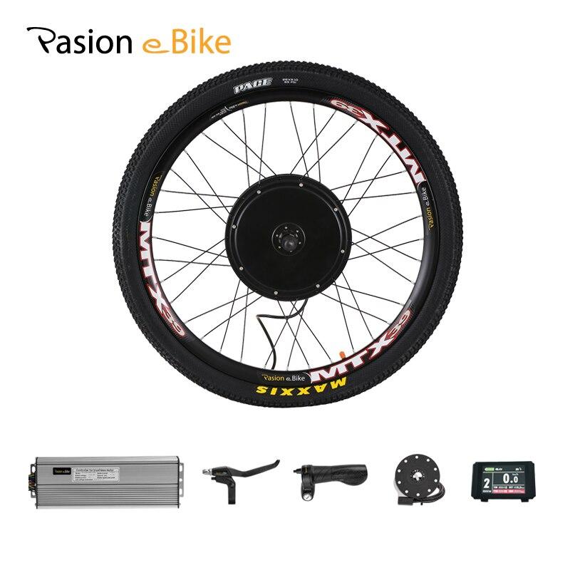 48 V Cassete 1000 W Kit de Conversão Bicicleta Elétrica Do Motor da Roda Traseira Kit MTB CST Bicicleta Elétrica Motor Do Cubo E kit bicicleta