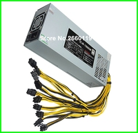 For S7 S9 APW3 L3 1600w JLN 1600W High Power Miner Power Supply 6PIN 10 Mining