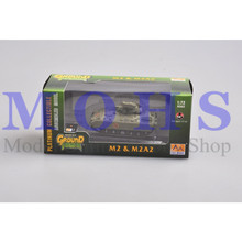 EASY MODEL 35051 1/72 Assembled Model Scale Finished Model Scale Miniature Military Scale Tank Scale Vehicle M2 M2A2