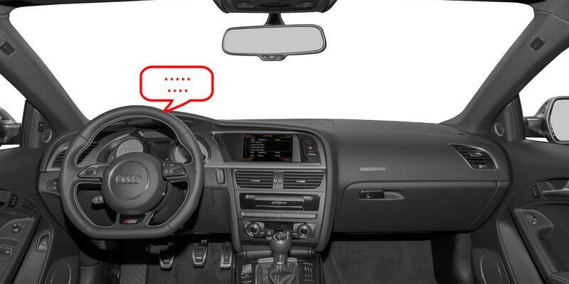 Audi S5 2014 Interior