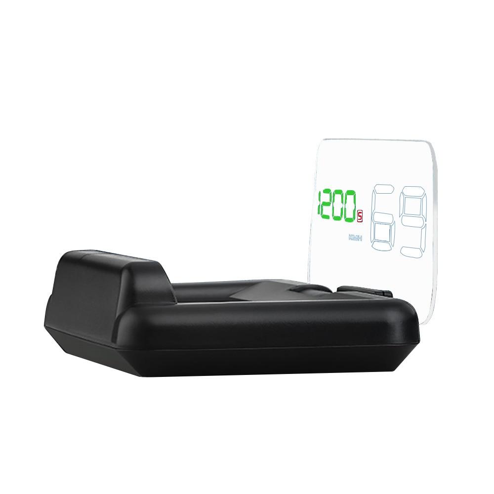 OBD2 Head Up Дисплей 5,0 автомобилей экрана Спидометр Авто HUD лобовое стекло протектор стерео изображения Overspeed Предупреждение инструмент диагнос...