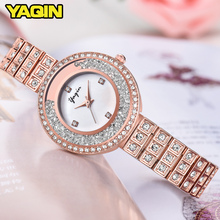 2018 2018 brand watch women quartz business fashion casual watch all steel women waterproof watch relojes mujer montre femme
