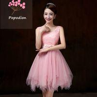 violet bridesmaid dresses short dress for wedding guests sister party  formal dress prom dresses ROM80048 264808af153d