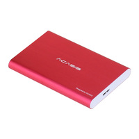 2.5 HDD Portable External Hard Drive 1TB/750gb USB3.0 Hard Disk Devices Storage Desktop Laptop hd externo