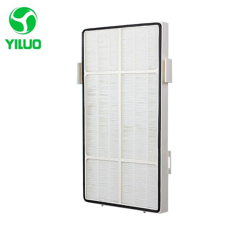 609*327*43mm haute efficacité recueillir de la poussière hepa filtre de purificateur d'air et filtre à air pièces approprié pour 101076CH etc