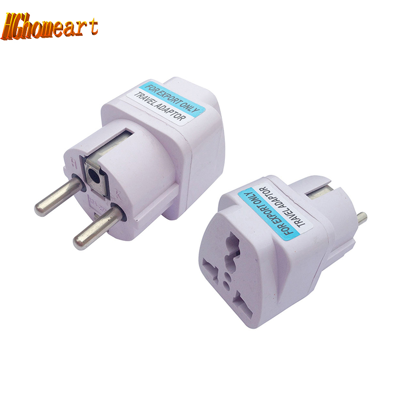 Top Universal Travel Adapter 110v 220v 10A GE AU US EU UK Adapter Converter  AC Power Plug switch Adaptor Connector