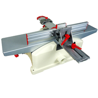 Flat Wood Planer 220V 1280W Home Woodworking Bench Planer High Speed Copper Motor Wood Planing Machine JJP 5015