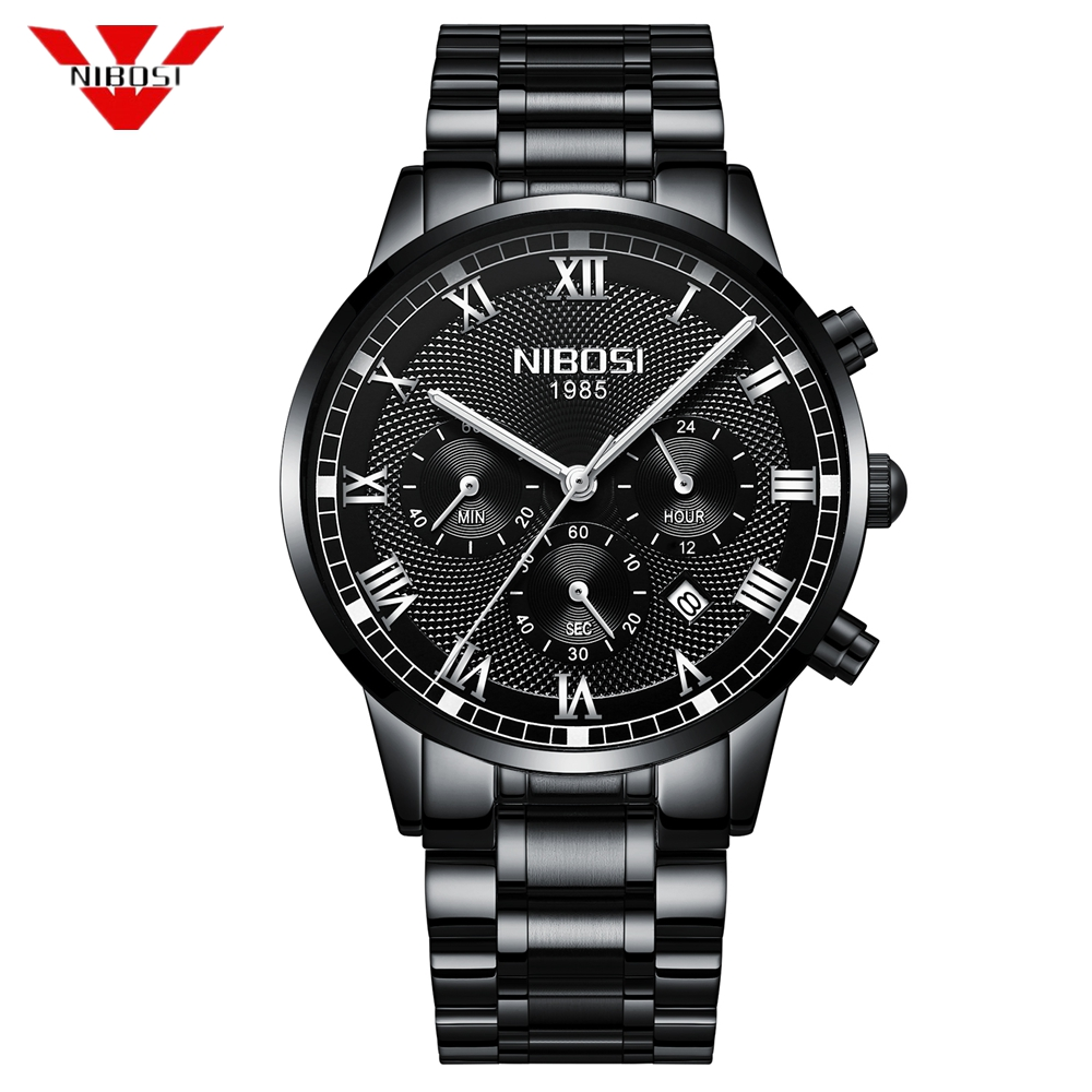 NIBOSI Mens Watches Top Brand Luxury Gold Quartz Men Watch Drop Shipping Business Casual Sport Male Wristwatch Relogio MasculinoNIBOSI Mens Watches Top Brand Luxury Gold Quartz Men Watch Drop Shipping Business Casual Sport Male Wristwatch Relogio Masculino