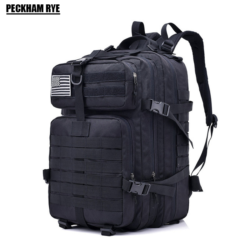 40L Military Tactical Assault Pack Backpack Army Molle Waterproof Bug Out Bag Small Rucksack for Outdoor Hiking Camping Hunting цены