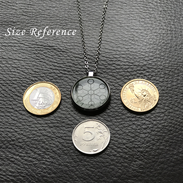 2000CC High Ion Bio Chi Quantum Pendant Scalar Energy With Stainless Steel Necklace Chain