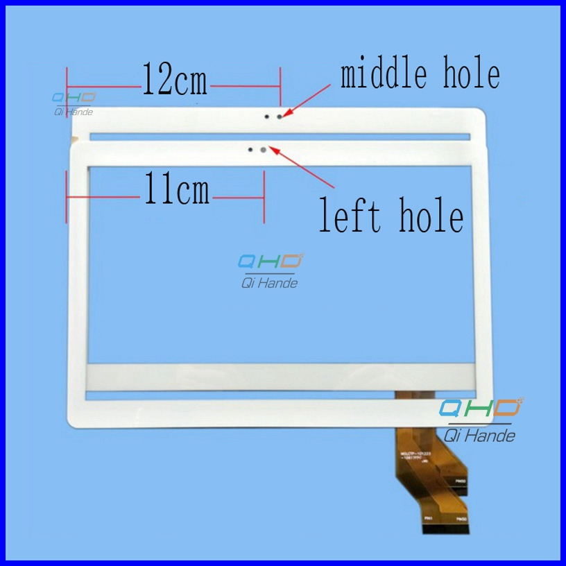 Free shipping 10.1'' inch touch screen, New for MGLCTP-101223-10617FPC LWD touch panel,Tablet PC touch panel digitizer free shipping fpc 760a0 v01 touch screen