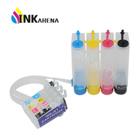 Continuous Ink Supply System Ciss T1971 T1962 T1964 For Epson XP 211 411 201 401 101 204 214 WF 2532 XP211 XP201 XP401 Printer