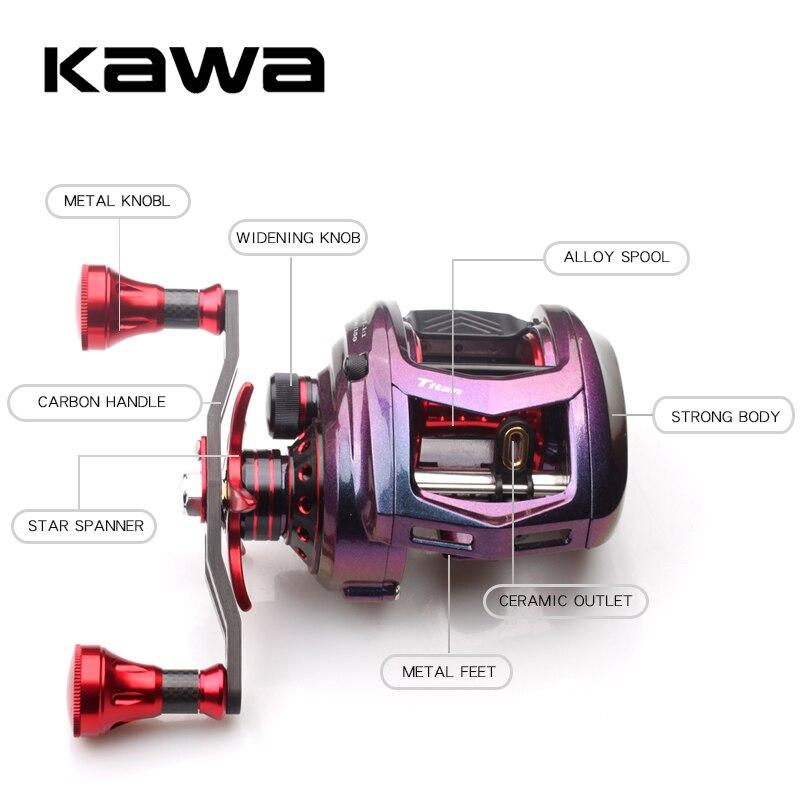 Kawa Carbon verzending Kleur