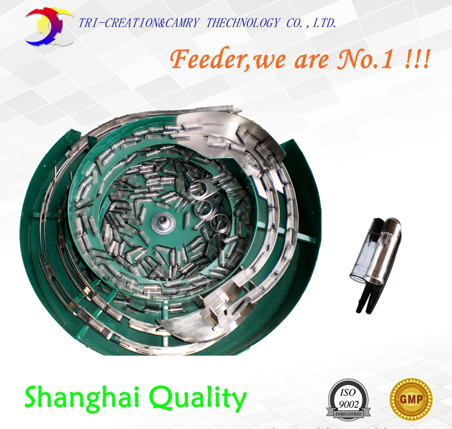 pen cap vibratory bowl feeder/sorter,SUS304 automatic cap vibrate bowl feeder_450mm customizable yamaha pneumatic cl 16mm feeder kw1 m3200 10x feeder for smt chip mounter pick and place machine spare parts