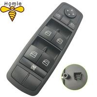 Homie High Quality A2518300090 Power Window Switch 2518300090 For Mercedes Benz ML320 ML350 ML430 ML63 AMG