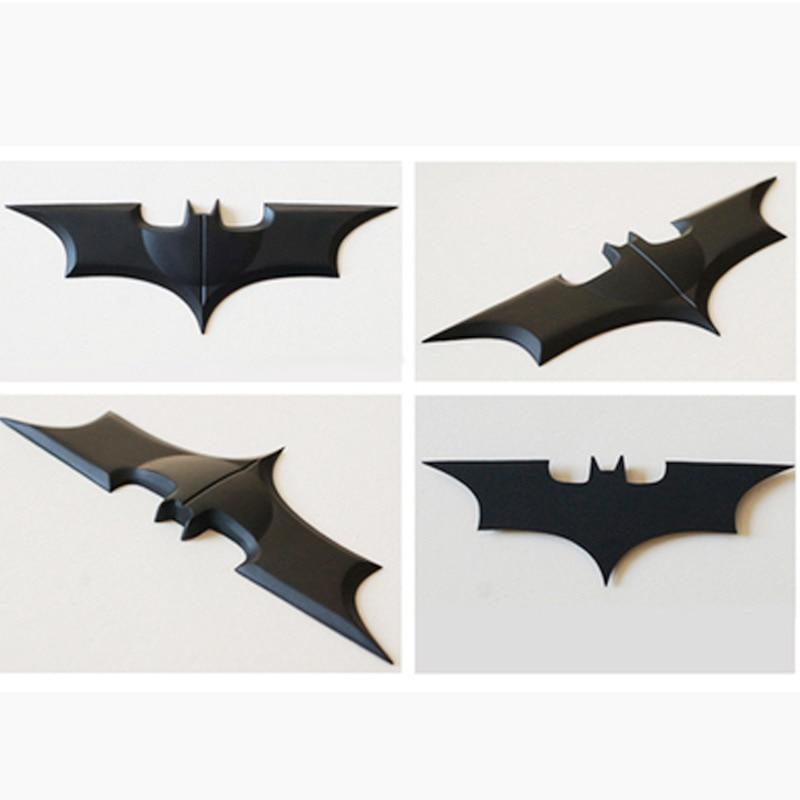 2017 NECA DC Comics Batman Arkham The Bat Dark Knight 10cm Metal Batarang Replica Figure Collectible Model Toy For Cosplay