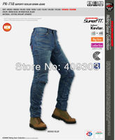 New Design Motorcycle Jeans Racing Pants Slim Straight Fit Kevlar Denim Jeans For Daily Life