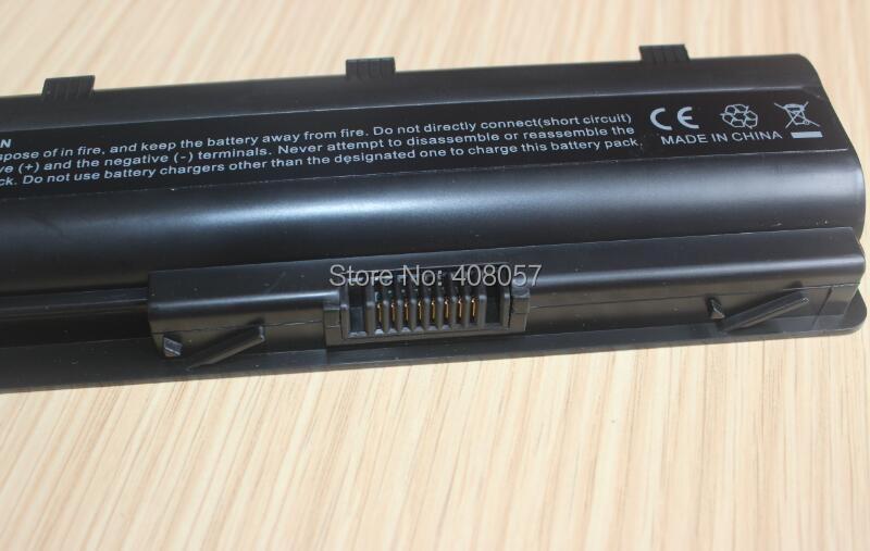 HP ноутбук батареясы үшін MU06 MU09 SPARE - Ноутбуктердің аксессуарлары - фото 4