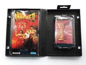 Image 3 - Md 게임: bare knuckle 2 (일본 버전!! 상자 + 수동 + 카트리지!!)