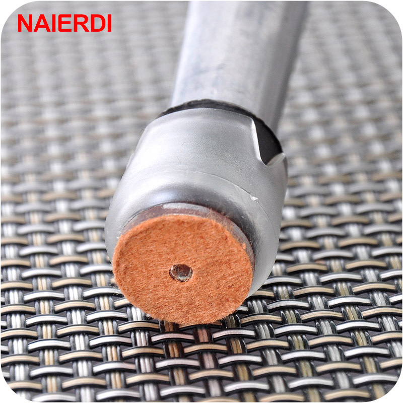 Naierdi capa protetora de silicone, 8 peças, proteção de chão, cadeira redonda, pernas, pés, tampa de mesa antiderrapante para cadeiras casa ferragens
