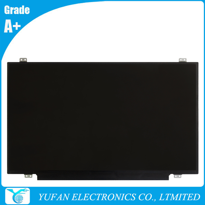 Original LCD Display Panel 04X0435 For T440 T450 Laptop Screen Replacement LP140WHU(TP)(B2) 1366x768 eDP Free Shipping original 17 3 lcd screen display b173rw01 v 3 laptop panel replacement 1600 900 edp free shipping